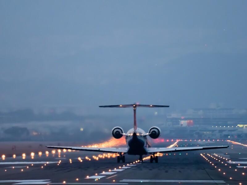 aeropuerto pista