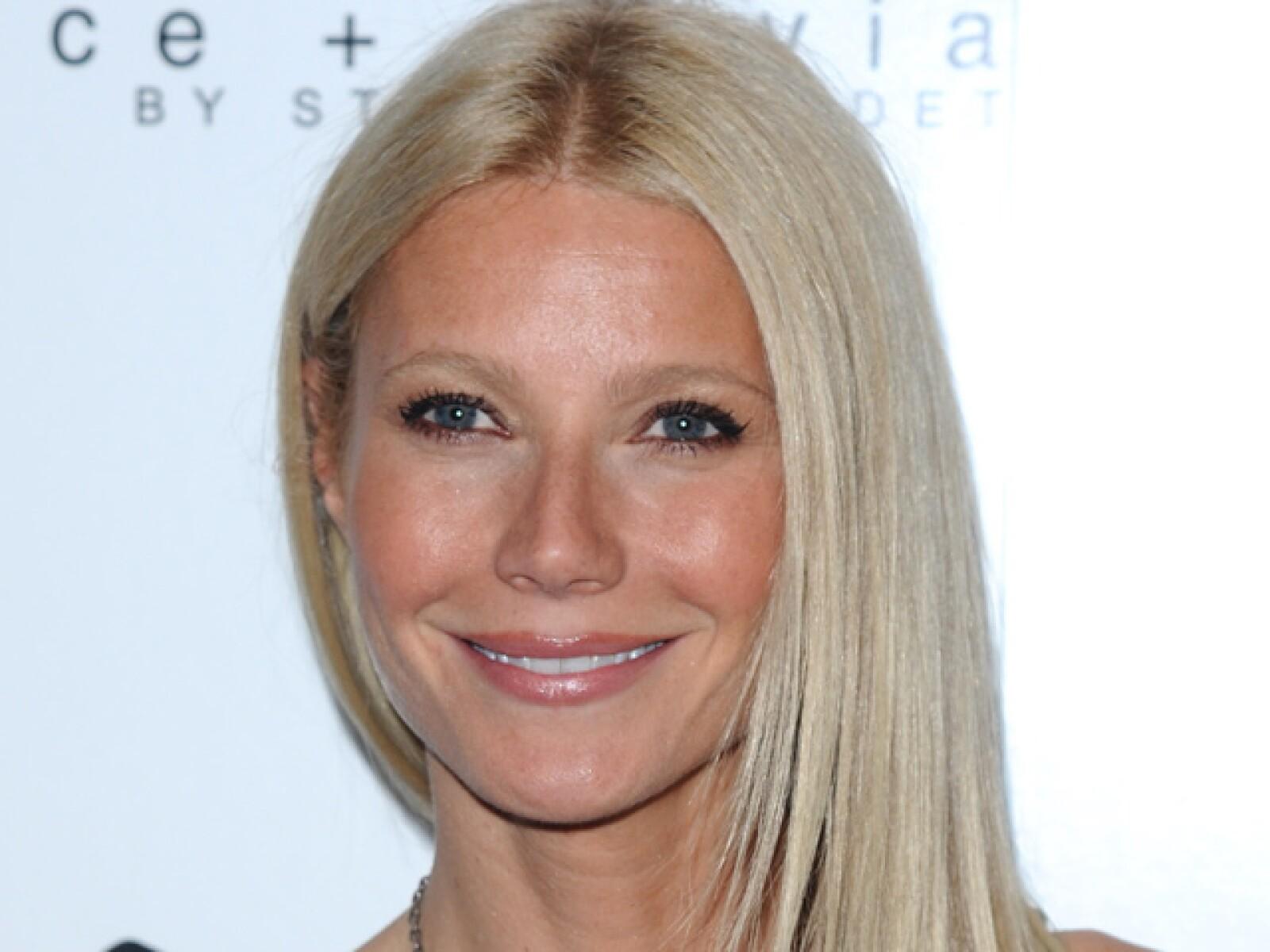 Gwyneth Paltrow antes de ser actriz estudió Historia en la Universidad de Santa Barbara.