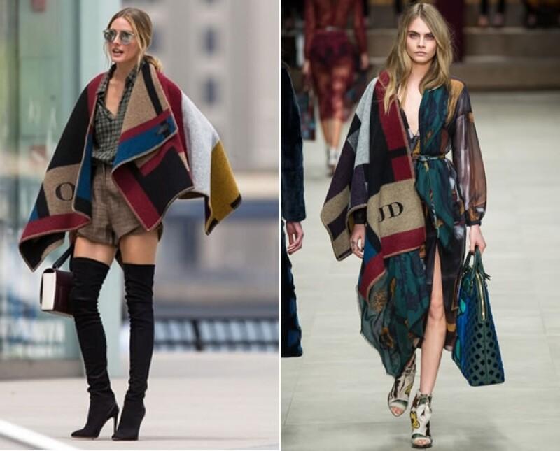 El cambio de estación se acerca y celebs y fashionistas como Megan Fox y Olivia Palermo nos dan una probadita de las tendencias más hot para la próxima temporada.