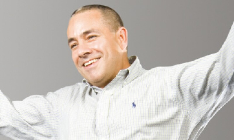 Juan José Bandera, director de Mercadotecnia de Consumer Care de Bayer. (Foto: Alex H.O.)