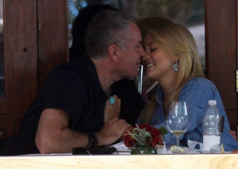 Aunque no han revelado intenciones de Casarse, la pareja parece estar feliz ahora que ella tiene más tiempo libre.