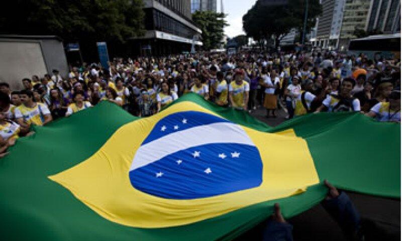 El Gobierno brasileño dijo que lo peor de la turbulencia financiera ocurrió después de un anuncio de la Fed. (Foto: Getty Images)