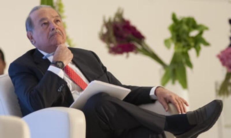 El multimillonario mexicano, Carlos Slim, planea una adquisición amistosa de Telekom Austria, según versiones periodísticas. (Foto: Cuartoscuro)