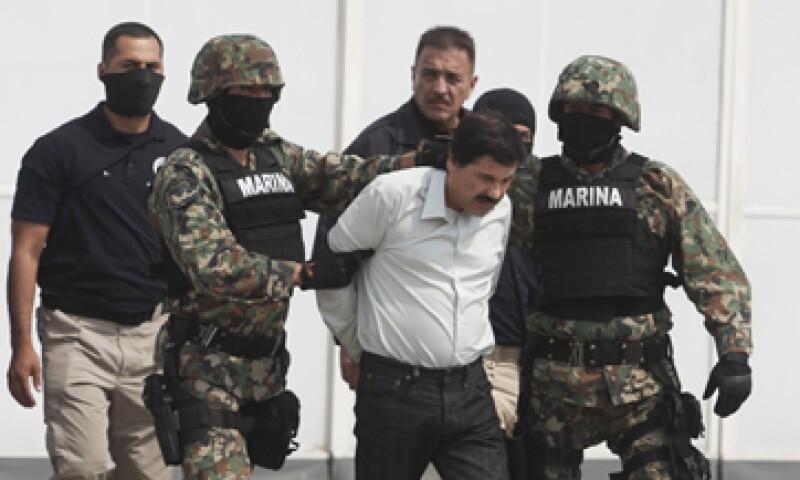 El Chapo es un hombre de negocios, según el periodista Malcolm Beith.    (Foto: Cuartoscuro)