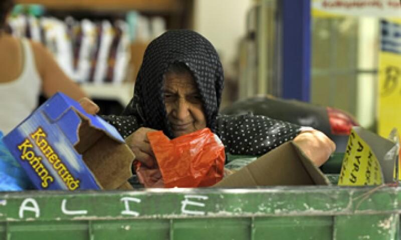 Grecia se encuentra en su quinto año consecutivo de recesión económica. (Foto: AP)