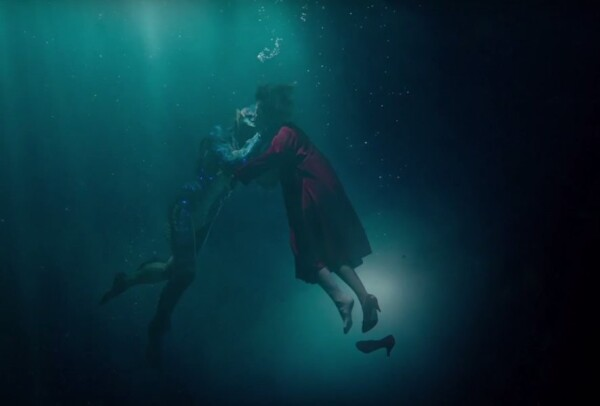 """The Shape of Water""."
