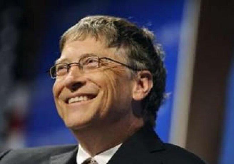 Coca-Cola FEMSA considera a Bill Gates un inversionista con visión de largo plazo. (Foto: Reuters)