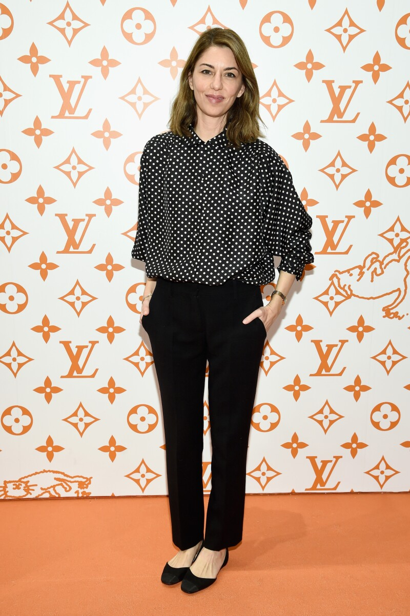 Louis Vuitton X Grace Coddington Event