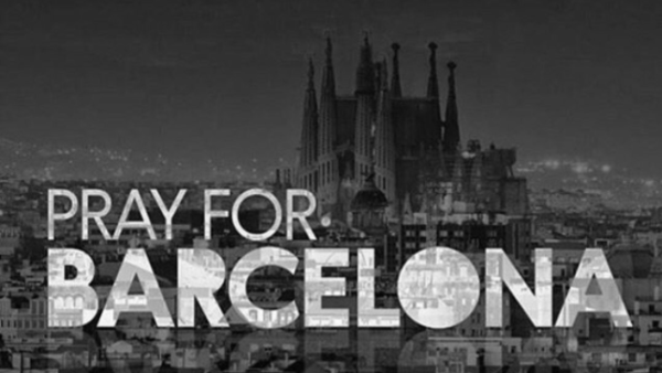 Pray for Barcelona