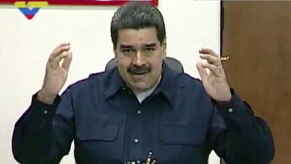 Nicolás Maduro nombra a un militar como presidente de la estatal PDVSA