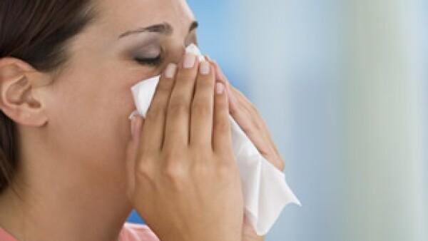 Una alergia puede afectar desde tu desempeño laboral hasta el sexual. (Foto: Jupiter Images)