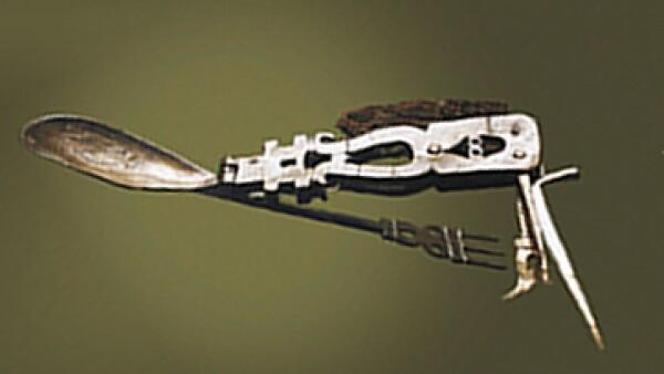 En el año 200 a.C. ya existía una práctica navaja en el Imperio Romano. (Foto: Tomada de grandoman.com)