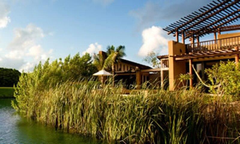 La división turística de Mayacobá requerirá una inversión total de 1,000 mdd. (Foto: Tomada de mayakoba.com)