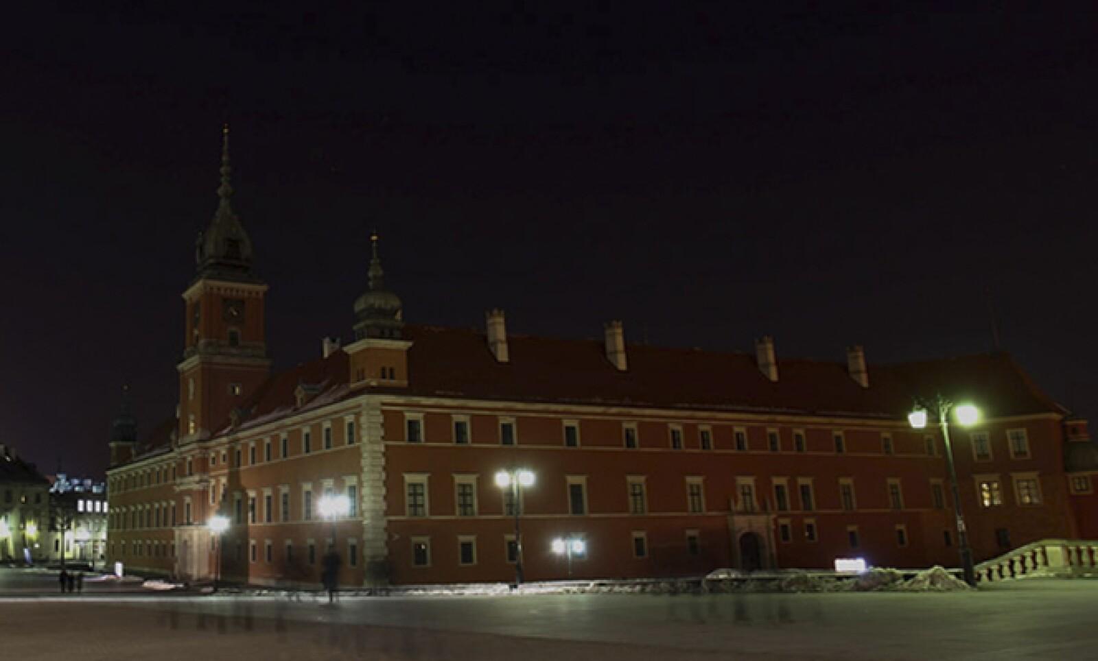 Vista del castillo real de Varsovia. El proyecto que surgió hace cinco años comienza a arrojar resultados ambientales en el mundo.