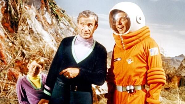 La serie tuvo tres temporadas en los 60 y luego regreso con una película en 1998.