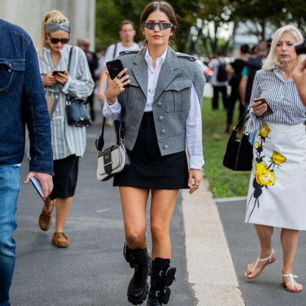 Street Style: September 18 - Milan Fashion Week Spring/Summer 2020