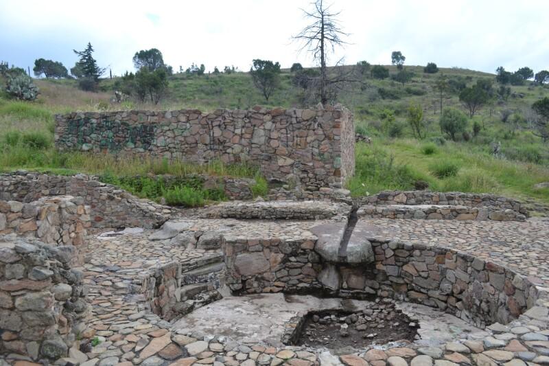 Baños de Nezahualcóyotl 1