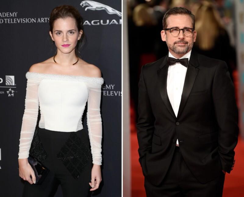 La actriz agradeció al actor en una carta de su puño y letra haber usado la noche del Oscar el distintivo #HeForShe, de la campaña por la equidad de género que ella representa.