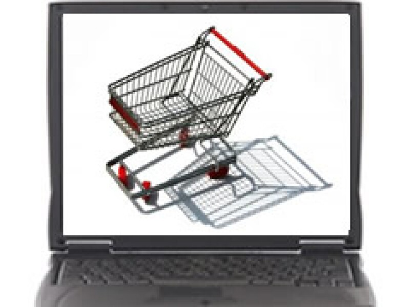 Las compras en Internet en su peor año. (Foto: Archivo)