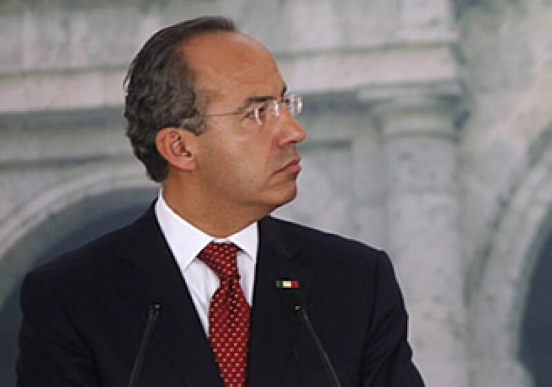 El presidente Calderón retó el lunes en Guadalajara a quienes señalen que su gobierno no defiende los derechos humanos a probar un solo caso. (Foto: Reuters)