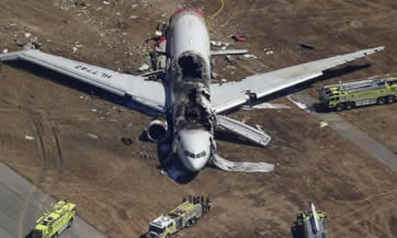 El Boeing 777 estrellado en San Francisco era de esta firma asiática. (Foto: Reuters)