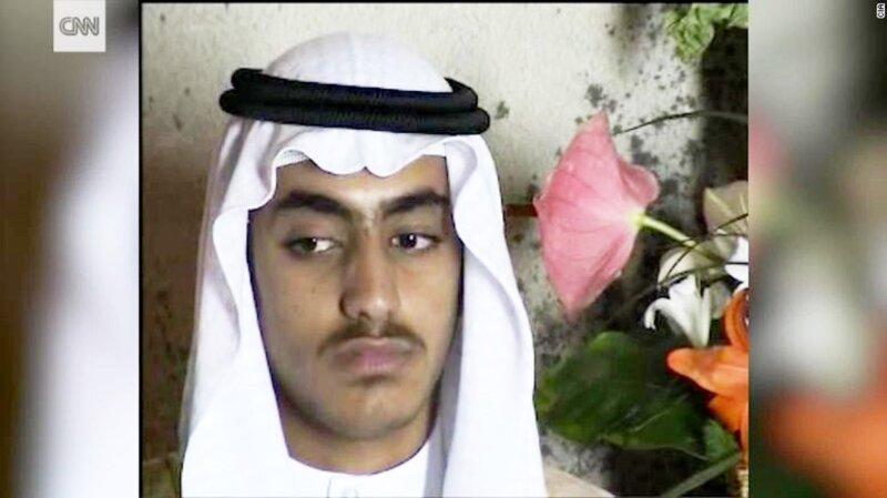 Hamza bin Laden yihadistas Al Qaeda