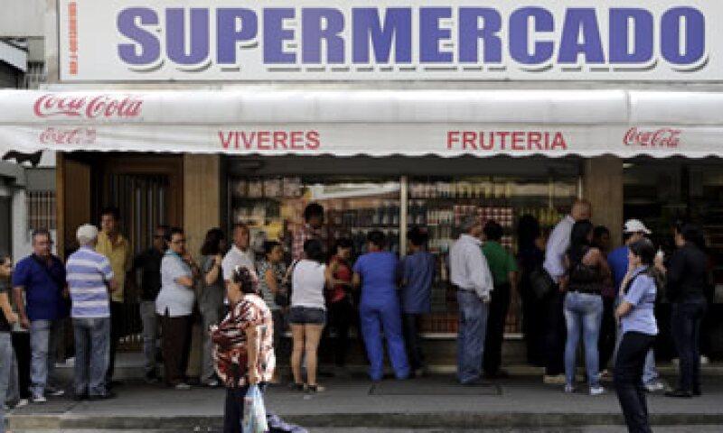 La inflación en Venezuela creció casi 110% en nueve meses. (Foto: Reuters)
