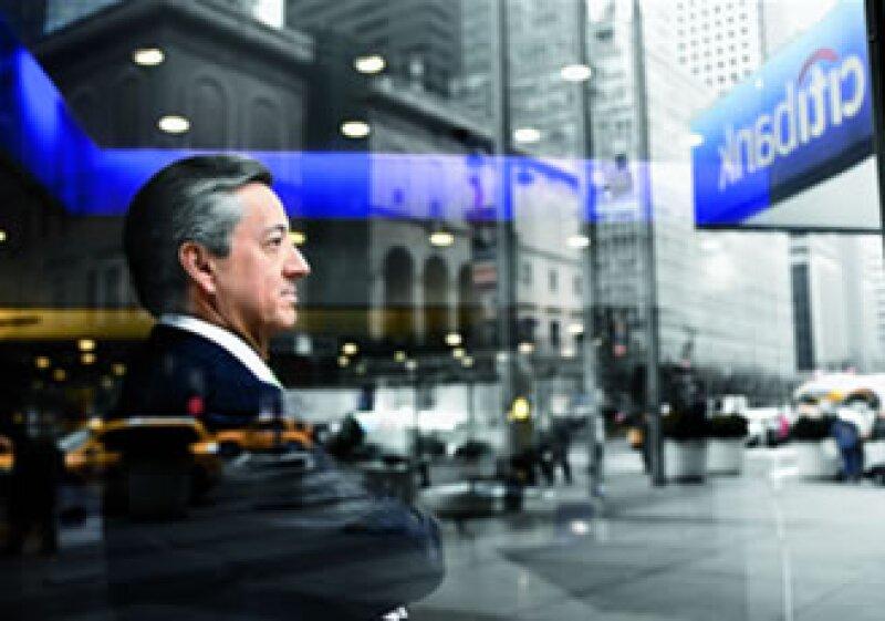 Citigroup anunció la nueva designación de Medina Mora junto a otros movimientos directivos en Europa, Asia y AL. (Foto: Duilio Rodríguez)
