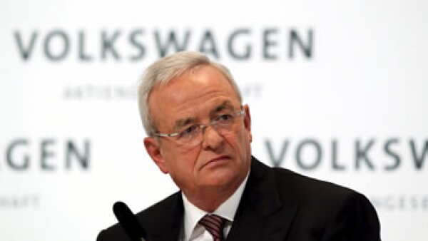 Volkswagen CEO Global