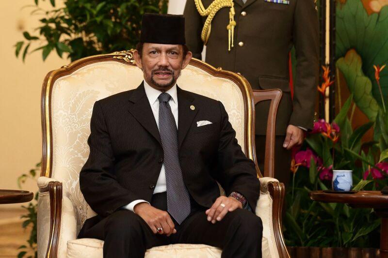 Hassanal Bolkiah de Brunéi