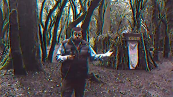El video del conductor mexicano de temas paranormales visitando el poblado de Hawkins, Indiana, es imperdible, ¿ya lo viste?