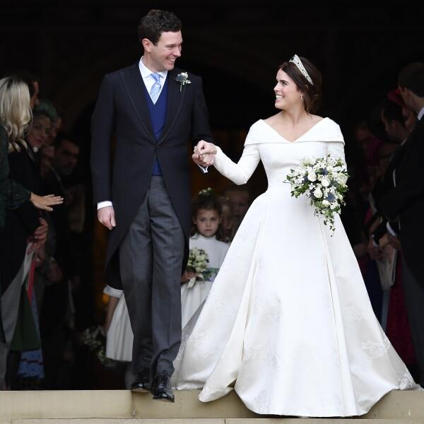 Eugenia y Jack boda
