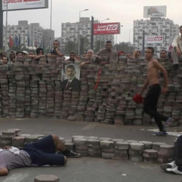 protestas en el Cairo 1