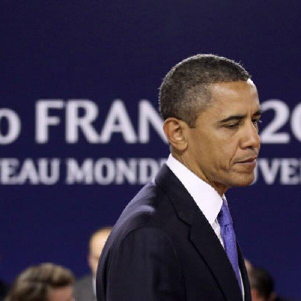 Barack Obama insistió en que su país apoyará al bloque europeo para salir de la crisis.