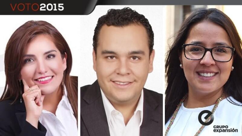 Candidatos de La Magdalena Contreras