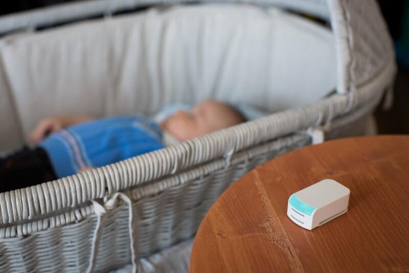 El gadget es capaz de limpiar pequeños espacios y eliminar partículas como polvo, bacterias, humo de tabaco y smog.