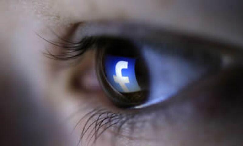 Facebook suprimió la imagen y fue desbloqueada. (Foto: Reuters )
