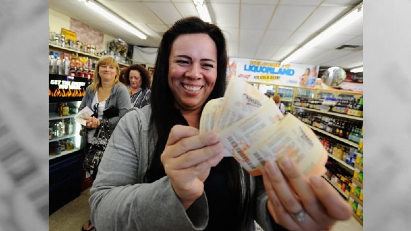 lotería Estados Unidos mega million