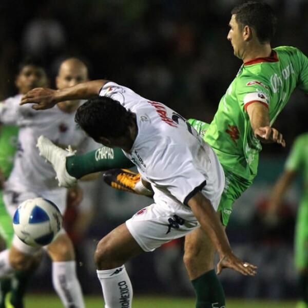 Veracruz y Chiapas mantuvieron sus problemas de porcentaje para el descenso