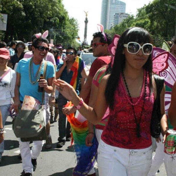 marcha gay