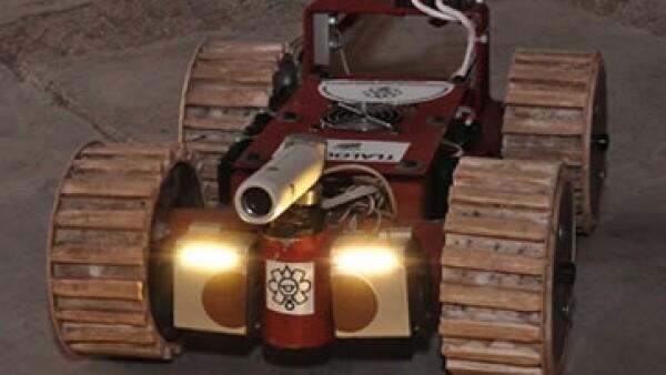 Robot Teotihuacan