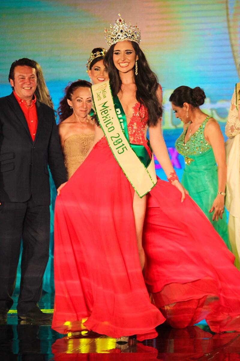 La representante del estado de Puebla, Gladys Flores, representará al país en el certamen internacional que se efectuará el 5 de diciembre, en Viena, Austria.