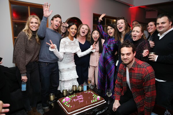 """Paradise Hills"" Celebrates At Stella's Film Lounge During The 2019 Sundance Film Festival"