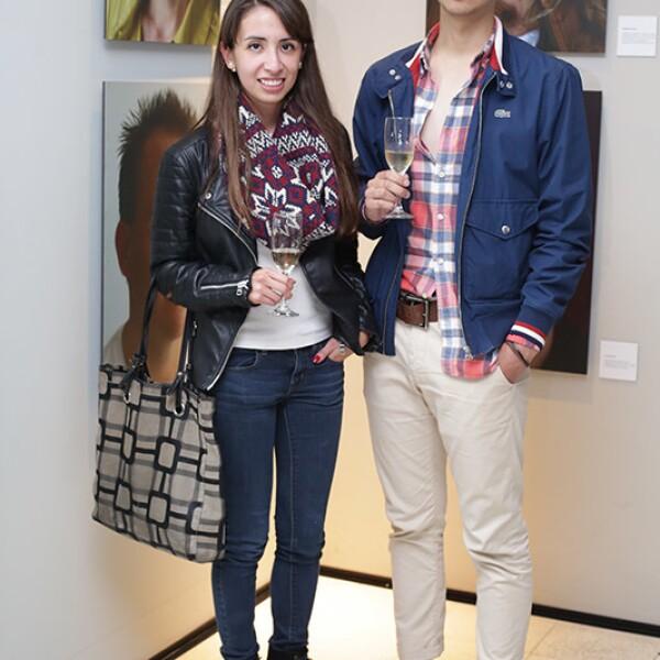 Andrea Torres y Hernán Bonilla
