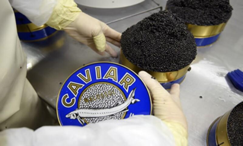 El caviar se conserva a una temperatura de 5°C. (Foto: iStock by Getty Images)
