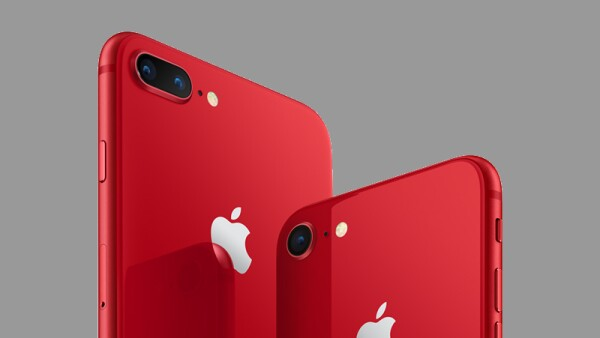 iPhone versión RED