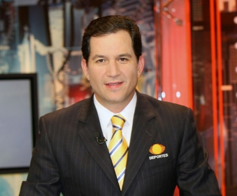 El comentarista, que estuvo en Televisa por 27 años, ahora se integrará al equipo de deportes de la nueva cadena de televisión de Grupo Imagen.