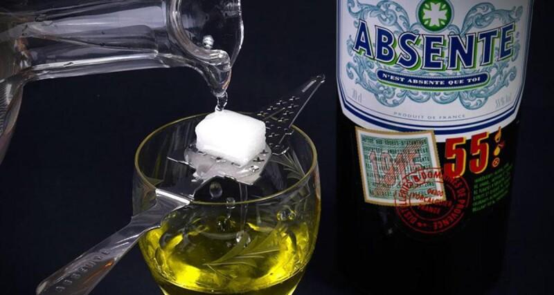Bebidas más fuertes