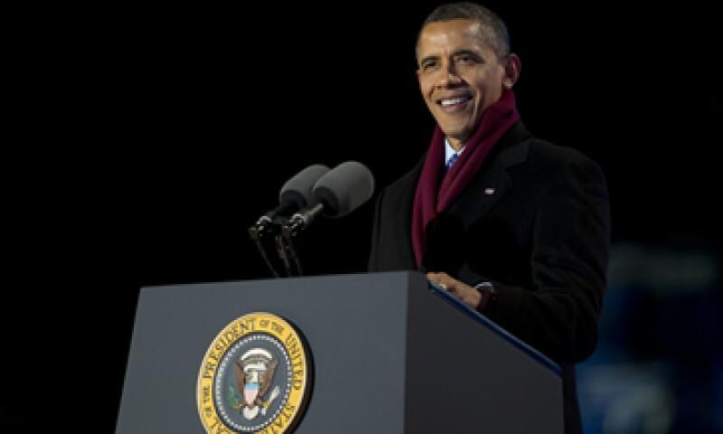 Si la Casa Blanca y el Congreso no logran un acuerdo entrarán en vigor alzas de impuestos y recortes del gasto en 2013.  (Foto: AP)