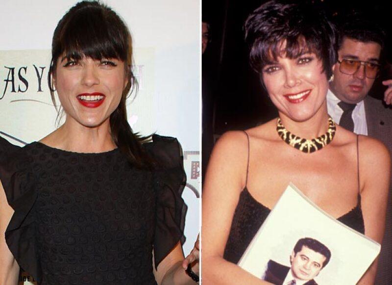 La actriz dará vida a la mamá de Kim Kardashian, cuando estaba casada con el abogado Robert Kardashian, quien logró que OJ Simpson fuera declarado no culpable por el asesinato de su esposa.